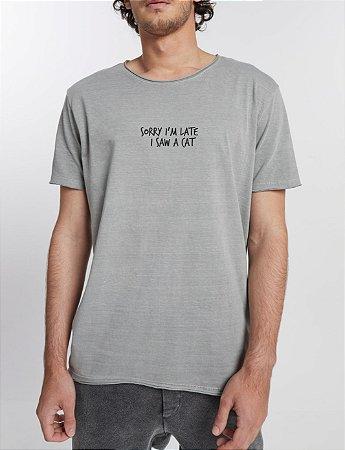T-shirt I saw a Cat