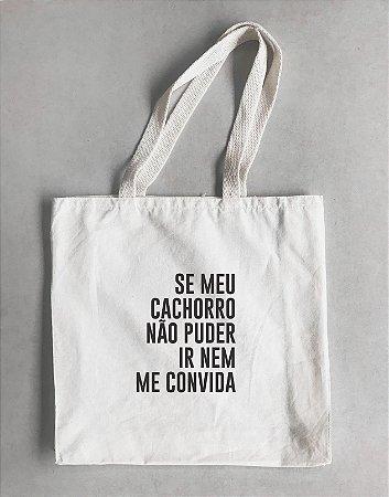 Ecobag Nem Convida