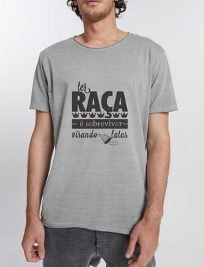 T-shirt Raça UNISSEX