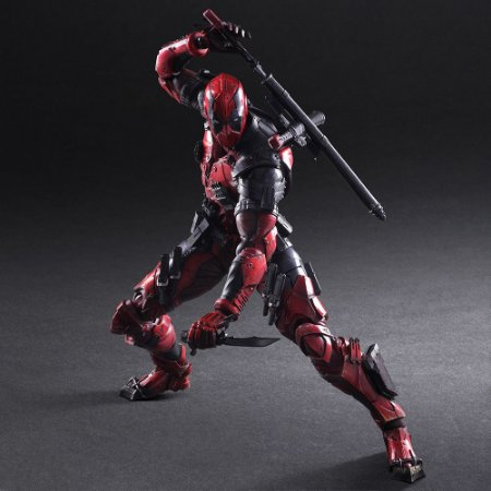 Deadpool: Marvel Variant Play Arts Kai