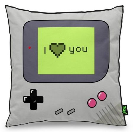 Almofada Game Boy - I Love You