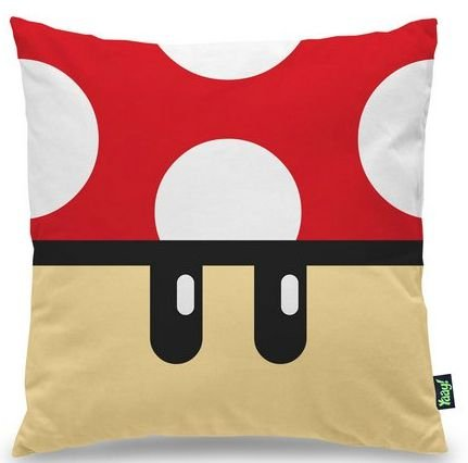 Almofada Super Mushroom Mario Bros