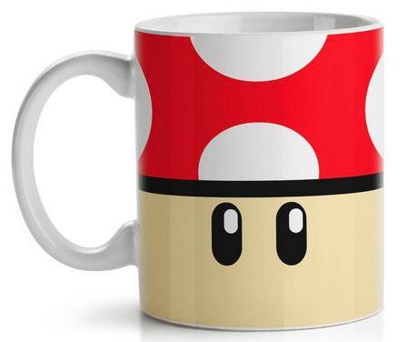 Caneca Super Mushroom Mario Bros