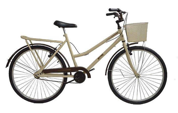 Bicicleta aro 26 retro classic new bike