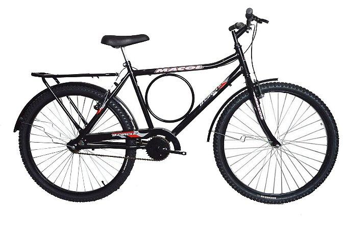 Bicicleta aro 26 Barra Forte - New Bike