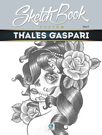 Sketchbook Custom - Thales Gaspari  Vol. 1