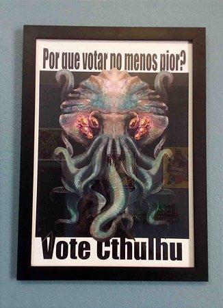 Print - Vote Cthulhu