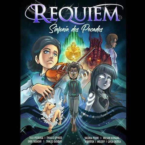 Requiem - Sinfonia dos Pecados (Quadrinhos)