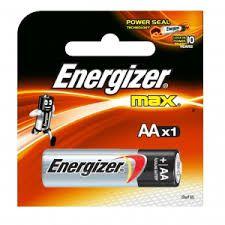 Pilha Energizer Max AAx1 - Pq - Alcalina