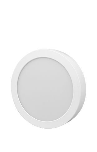 FLC - Luminária Led Sobrepor Redonda - 24W - 3000K - 1560Lm - Diâmetro 300mm