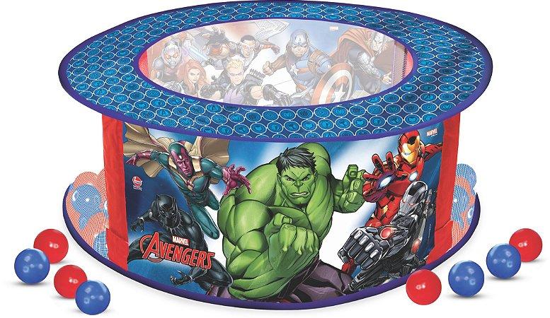 Piscina De Bolinhas Avengers Lider