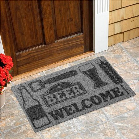 Tapete Welcome Beer 40x60 Kapazi