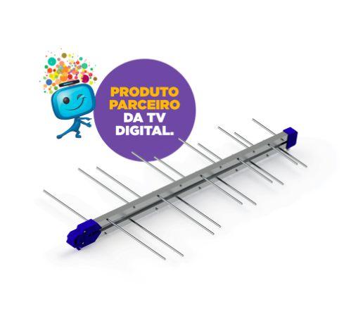 Antena Digital PROEletronic PROHD-1040LTE