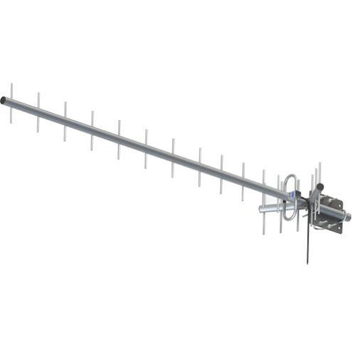 Antena Celular PROEletronic Dual Band 17 dBI - PQAG-2017