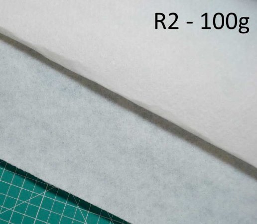 Manta Acrilica R2 Gr 100 Colante 50 X 150cm
