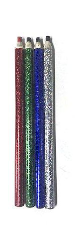 Lápis para Alfaiate Marcação em Tecidos 4 PÇS