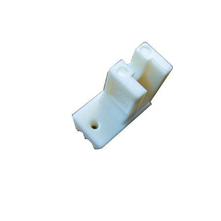 Calcador de Zíper Teflon para Máquina Doméstica