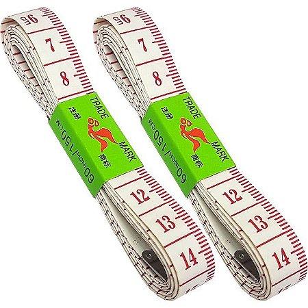 Fita Métrica Centímetros e Polegadas