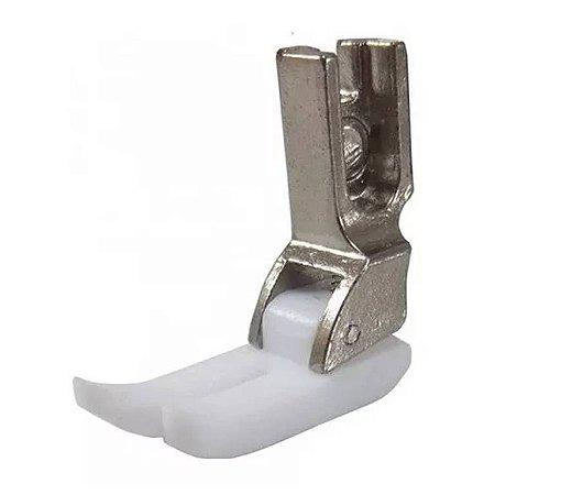 Calcador Comum E Para Zíper teflonado Maquina Reta Industrial
