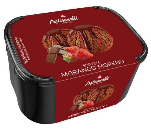 Morango Moreno