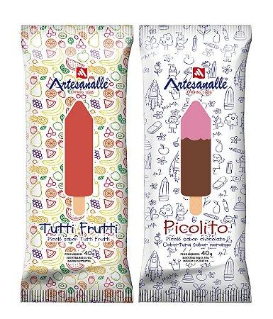 Tutti Frutti & Picolito