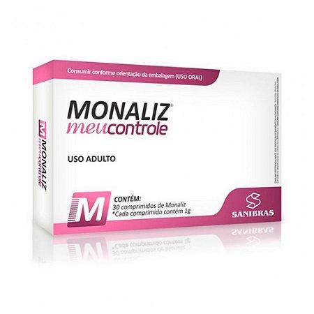 MONALIZ INIBIDOR DE APETITE 30 COMPRIMIDOS