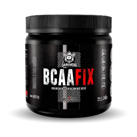 BCAA FIX POWDER INTEGRALMEDICA DARKNESS - 240g