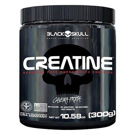 CREATINE BLACK SKULL - 300g