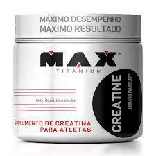 CREATINE MAX TITANIUM - 300g