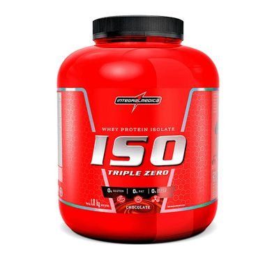 ISO TRIPLE ZERO INTEGRALMEDICA - 1,8kg