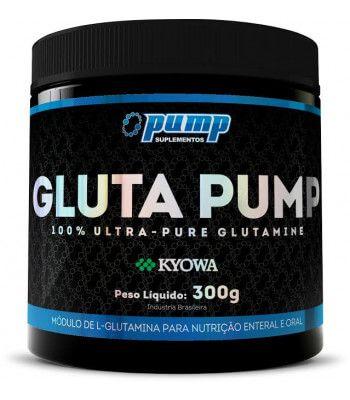 GLUTA PUMP PUMP SUPLEMENTOS - 300g