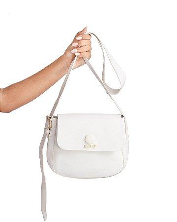 Mini Bag Lateral de Couro