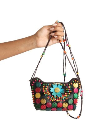 Bag Flower Art Colors