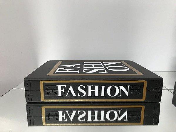 Livro Decorativo Fashion