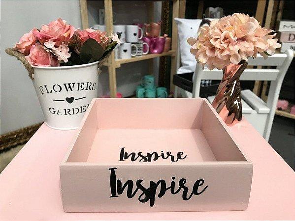 Bandeja Inspire Rosa Blush
