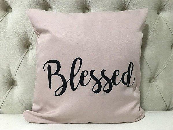 Almofada Blessed Rosa Blush