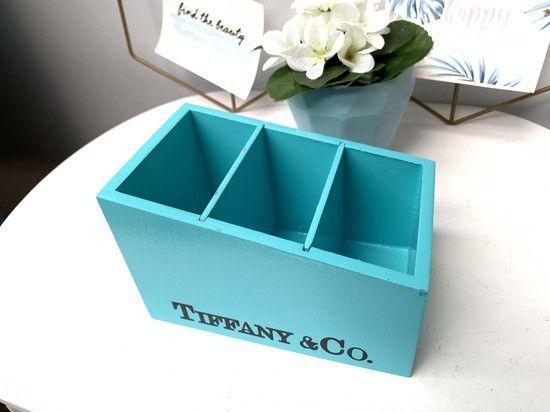 Porta Pincel MDF Inspire Tiffany