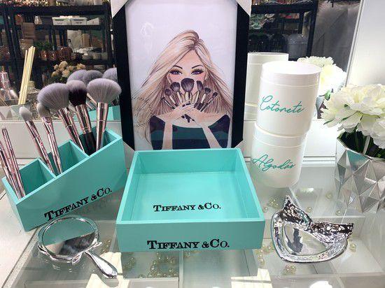 Kit Camarim Inspire Tiffany  - 5 peças