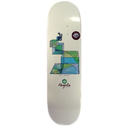 Shape Magenta Skateboards Fig. 3 Movement 8.4