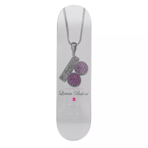Shape Plan B Chain Pro Model Leticia Bufoni 7.75
