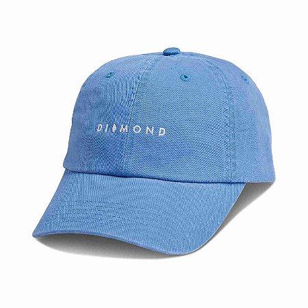 Boné Strapback Diamond Azul