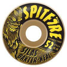 Roda Spitfire F4 Silas Baxter-Neal 52mm