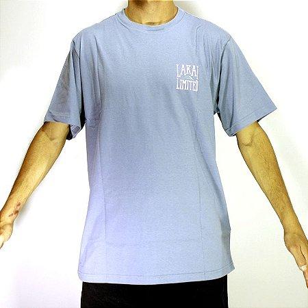 Camiseta Lakai Box Azul Índigo