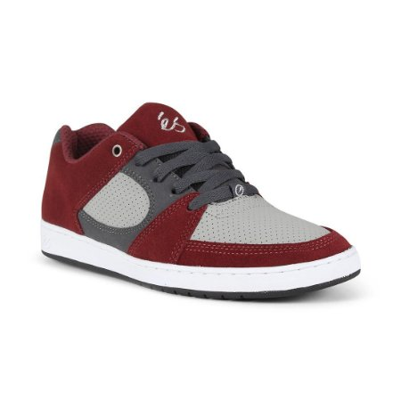 eS Accel Slim Red Grey