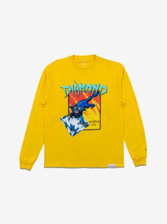 GREED LONGSLEEVE - YELLOW - TAM. G