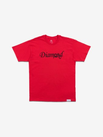 COLD BLOODED TEE - RED - TAM. G