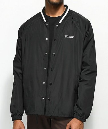 Primitive Camden Black Coaches Jacket