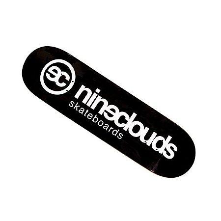 Shape Nineclouds 8.125 Full Logo Black