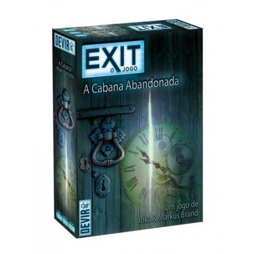 Exit: A Cabana Abandonada