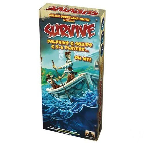 Survive - Dolphins & Squids